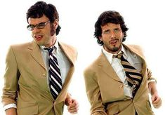 Hannah Clarke Bret McKenzie | Flight of the Conchords - Flight of the Conchords Photo (2933205 ...