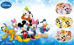 Die Disney Edition: Micky Maus Jeder kennt sie, jeder liebt sie – und das seit Generationen. Micky, Pluto & Co. Kunterbunt und fröhlich garantieren sie gute Laune beim Pflastertragen.