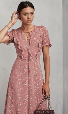 Huntington Dress