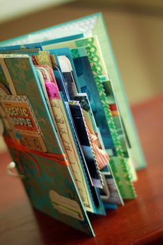 Beautiful Travel Journal. Practical format. Where is the journal from?