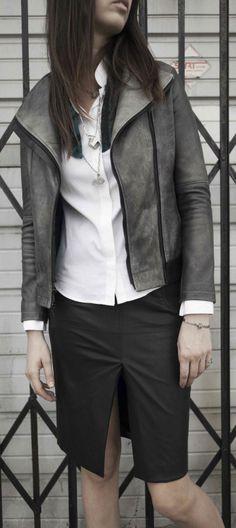 Quero essa saia >>VENIA | LA Based//Womanswear