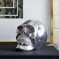 CB2. Metalhead Skull. $29.95