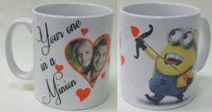Personalised valentine mugs. Valentines Mugs, Personalised Gifts, Tableware, Personalized Gifts, Dinnerware, Customized Gifts, Tablewares, Dishes, Place Settings