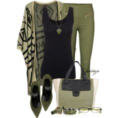 Ivy League, created by rockreborn on Polyvore