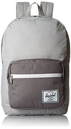 Herschel Supply Co. Pop Quiz Laptop Backpack (Lunar Rock)…