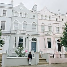 Anna Dawson, Mansions, House Styles, Instagram Posts, Rose, Home Decor, Pink, Decoration Home, Manor Houses