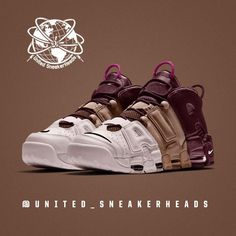 Nike Air More Uptempo Sneakers Looks, Sneakers Mode, Sneakers Fashion, Shoes Sneakers, Men's Shoes, Nike Air Uptempo, Basketball Shoes For Men, Fresh Shoes, Baskets
