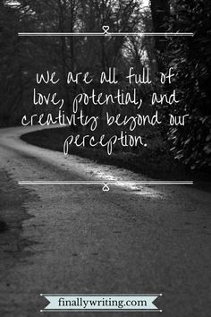 we are full of love