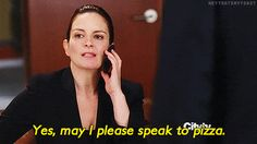 LIFE LESSONS AS TOLD BY LIZ LEMON  9. Utilize any and all professional connections you've made.