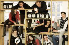 Coffee Circle Team, December 2011