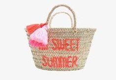 Molly Meg – small basket, 'my sweet summer'