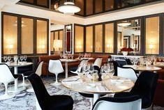 LOULOU Restaurant by Joseph Dirand at Musee des Arts Decoratifs Paris | http://www.yellowtrace.com.au/design-news-august-2016/