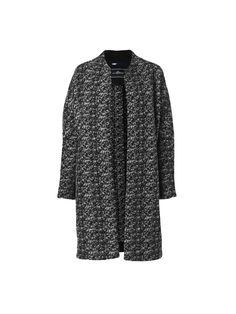 Zenoria bouclé knit coat - # Q56238001 - By Malene Birger Autumn Winter 2014 - Women's fashion