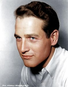Actor, and the person behind reinventing salad dressing, Paul Newman.