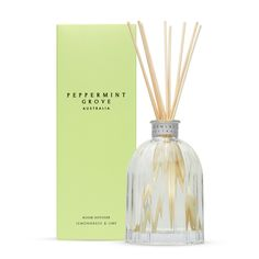 Peppermint Grove - Lemongrass & Lime Diffuser | Peter's of Kensington