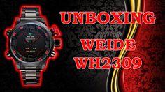 💰Odkaz na hodinky: http://goo.gl/dKyRVz 🎁Tyhle pánské hodinky na ruce vypadají dobře. Je to prostě pořádný kus železa a za ty utracený peníze opravdu stojí. Mají jak ručičky, tak i digitální display tvořený z diod, který je čitelný v noci.
