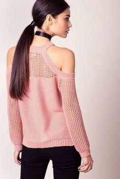 Cori Cold Shoulder SweaterCori Cold Shoulder Sweater