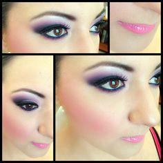 Maquillaje para novia en tonos pastel!!