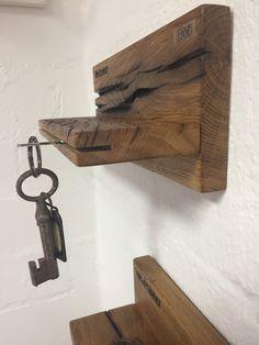 Schlüssel Board Regal