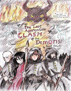 TLA: Clash of the Demons by RustyArtist.deviantart.com on @DeviantArt