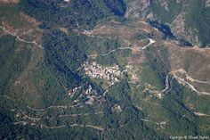 Photo aérienne de Vivario - Corse-du-Sud (2A)