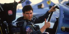 Tom Cruise Shared First Image Of Himself As Maverick From 'Top Gun' Sequel. Who's excited to take the highway to the danger zone again? Tom Cruise, Kelly Mcgillis, Max Von Sydow, Val Kilmer, Selma Blair, Michael Keaton, Forrest Gump, Indiana Jones, Movies