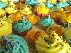 Cupcakes para Nicole