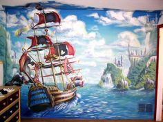 Neato.. Wall PaintingsMural ... Part 24