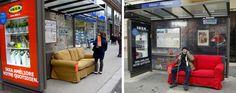 Cómo la atención en los dispositivos móviles ha llevado a reinventar la #publicidad de las paradas de autobús