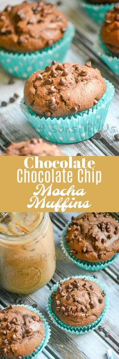 Nothing pairs with a cup of coffee quite like a moist Chocolate Chocolate Chip Mocha Muffin. It's the perfect way to treat yourself, any time of the day. @Walmart #FoundMyDelight #ad