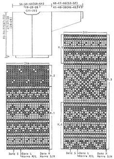 "DROPS 52-22 - DROPS Jacke in Norwegermuster mit Stirnband in ""Karisma"" - Free pattern by DROPS Design"
