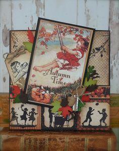 Synnøves Papirverksted: Autumn Time