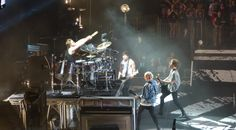 | 5SOS HIT NEW YORK'S MADISON SQUARE GARDEN! (VIDEO) | http://www.boybands.co.uk