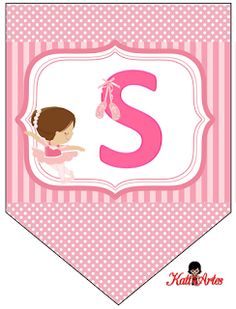 Banderines de Ballerina.