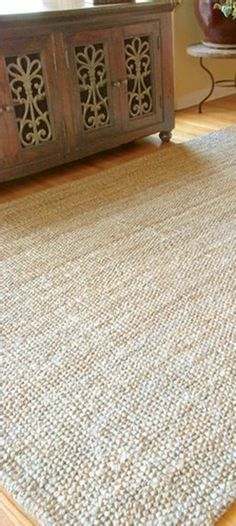 Classic Home - Classic Home Braided Knobby Loop 373A Natural 300-6333 Area Rug #50481