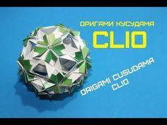 Origami Kusudama - YouTube