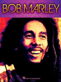 Hal Leonard - Bob Marley For Easy Piano