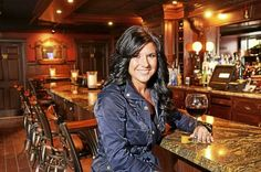 Katie Wright is the owner of The Wood Room Martini & Wine Bar in Willoughby Hills. The business won the Willoughby Western Lake County Chamber of Commerce's 2014 Showcase Award.