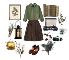 """""""It's Beginning to Look a Lot Like Christmas"""" by strawberrycece ❤ liked on Polyvore featuring interior, interiors, interior design, home, home decor, interior decorating, Guy Laroche, Crate and Barrel, Pier 1 Imports and Topshop"""