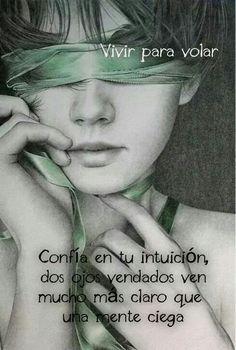 Confía en tu intuición