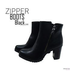 Chelsea Boots zipper