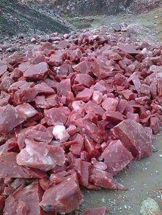 it's not meat, it's cherry marble in Turkey.
