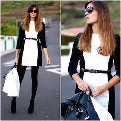 Choies Dress, Primark Belt