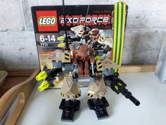 Exo force 7711 2006