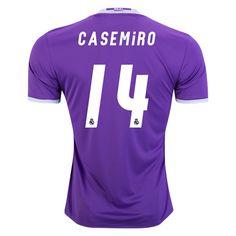 Fußball-Trikots CASEMIRO signed boots Real madrid player issue match worn shirt Brasil Brazil Fußball-Trikots von ausländischen Vereinen