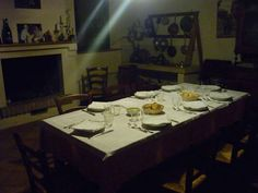 Indulge in the heat of an Italian home.... at Agriturismo San Giuseppe between PARMA and REGGIO EMILIA, where you still can indulge in the typical local cuisine.