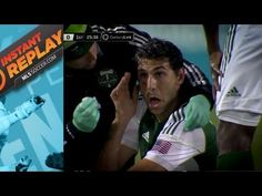 FOOTBALL -  Instant Replay - Closer look at elbows to Diego Valeri and McDonald - http://lefootball.fr/instant-replay-closer-look-at-elbows-to-diego-valeri-and-mcdonald/