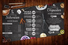 Let's have a look at our Best Creative Restaurant Menu Designs. Are you aware that your menu is among the most amazing instruments you might have at. Pizza Menu Design, Cafe Menu Design, Food Menu Design, Restaurant Menu Design, Restaurant Branding, Slimming World, Cafeteria Menu, Pizzeria, Cocktail Menu
