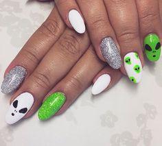 alien nails                                                                                                                                                                                 More
