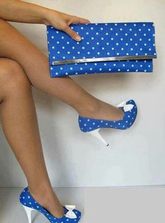 Polka dots- I could so rock this!
